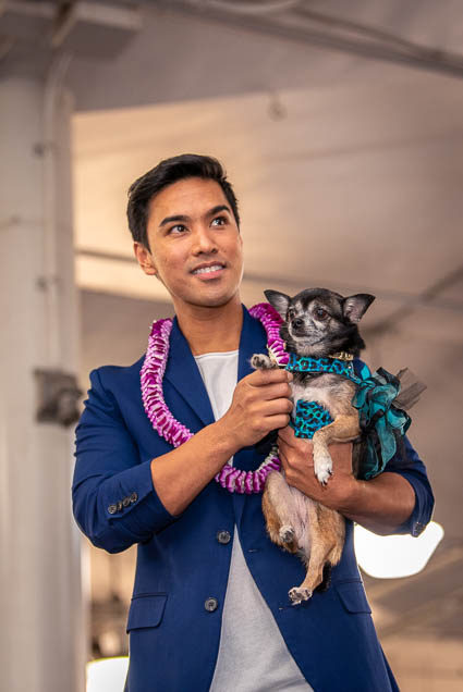 jordan-segundo-celebrities-pets-fashion-show-2019-honolulu-fokopoint-8460 Celebrities and their Pets Fashion Show 2019