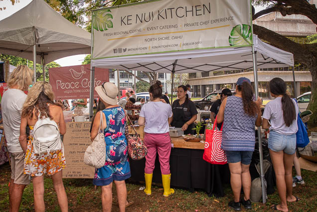 ke-nui-kitchen-north-shore-oahu-fokopoint VegFest Oahu 2019