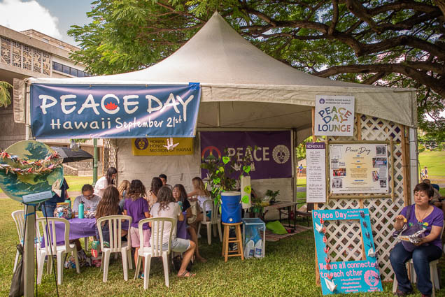 peace-day-lounge-vegfest-oahu-fokopoint VegFest Oahu 2019