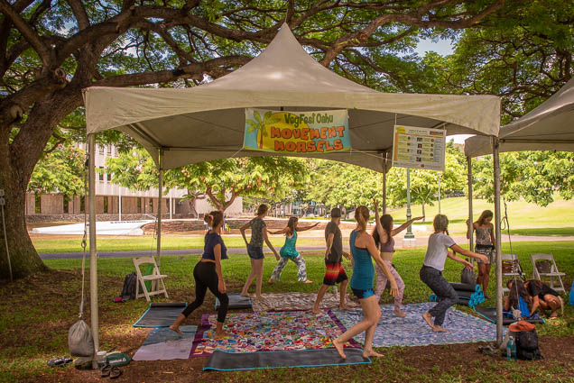 vegfest-oahu-movement-morsels VegFest Oahu 2019
