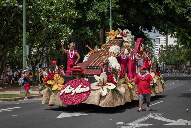 airasia-float-floral-parade-2019-aloha-festivals-fokopoint-honolulu-9979 73rd Annual Floral Parade