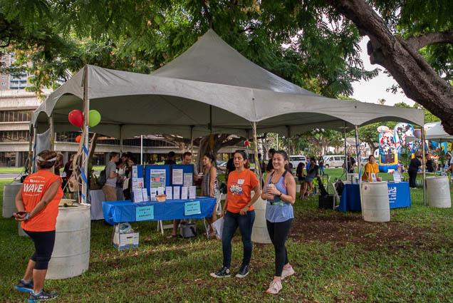 first-aid-booth-namiwalks-hawaii-honolulu-2019-fokopoint-0885 NamiWalks Oahu at Civic Grounds