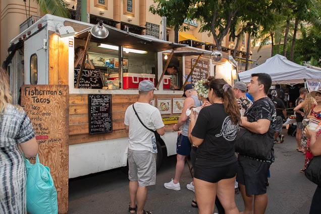 fishermans-tacos-food-truck-honolulu-fokopoint-1214 Waikiki Bazaar Festival
