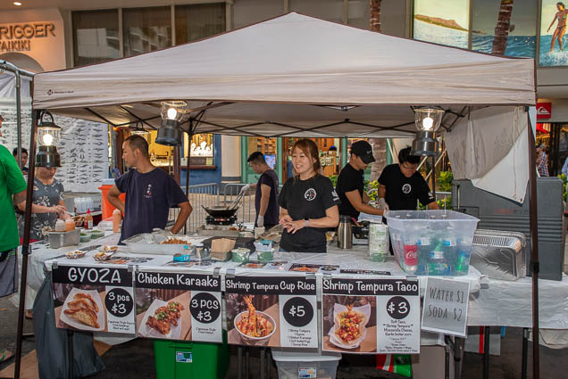 gyoza-food-vendor-fokopoint-1259 Waikiki Bazaar Festival
