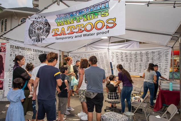 hawaiian-warriors-tattoos-fokopoint-1260 Waikiki Bazaar Festival