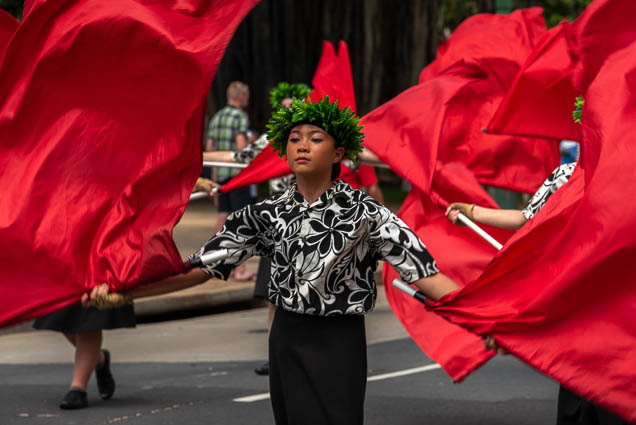 high-school-marching-band-floral-parade-2019-aloha-festivals-fokopoint-honolulu-9941 73rd Annual Floral Parade