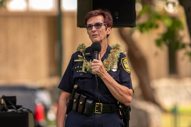 honolulu-chief-police-susan-ballard-namiwalks-hawaii-fokopoint-0930 NamiWalks Oahu at Civic Grounds