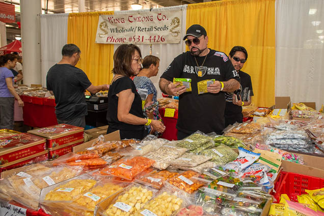 king-cheong-company-wholesale-retail-seeds-fokopoint-1132 Food and New Product Show at the Blaisdell