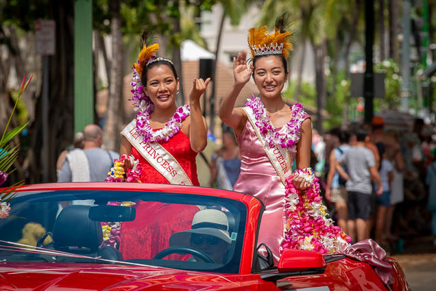 lei-day-court-princess-queen-floral-parade-2019-aloha-festivals-fokopoint-honolulu-9763 73rd Annual Floral Parade
