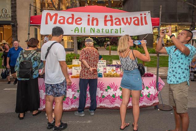 made-in-hawaii-all-natural-vendor-fokopoint-1228 Waikiki Bazaar Festival