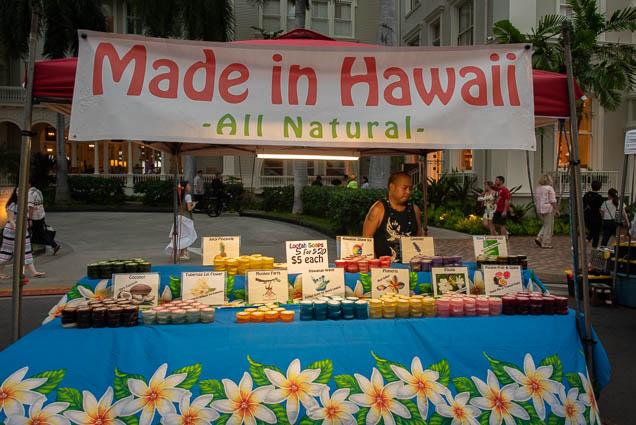 made-in-hawaii-soaps-fokopoint-1272 Waikiki Bazaar Festival