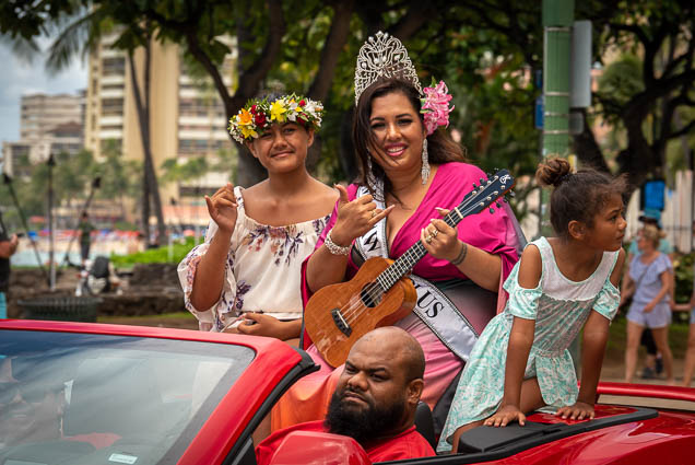 miss-hawaii-plus-floral-parade-2019-aloha-festivals-fokopoint-honolulu-0203 73rd Annual Floral Parade