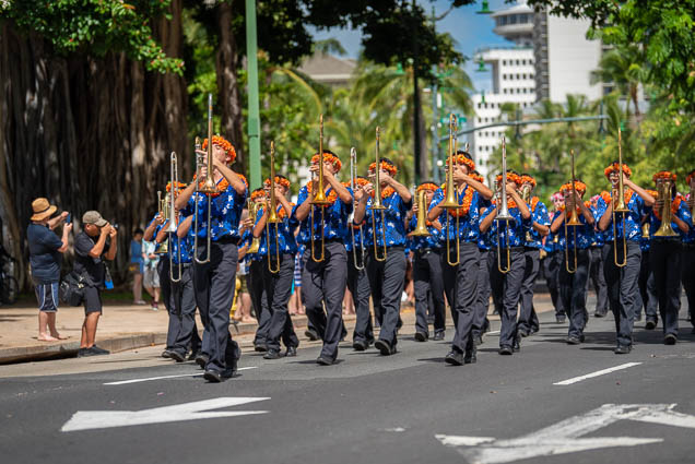 moanalua-high-school-marching-band-floral-parade-2019-aloha-festivals-fokopoint-honolulu-9568 73rd Annual Floral Parade