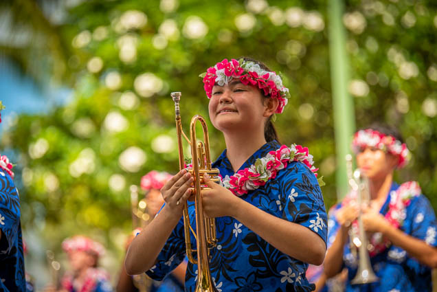 moanalua-high-school-marching-band-floral-parade-2019-aloha-festivals-fokopoint-honolulu-9571 73rd Annual Floral Parade