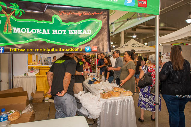 molokai-hot-bread-honolulu-fokopoint-1183 Food and New Product Show at the Blaisdell