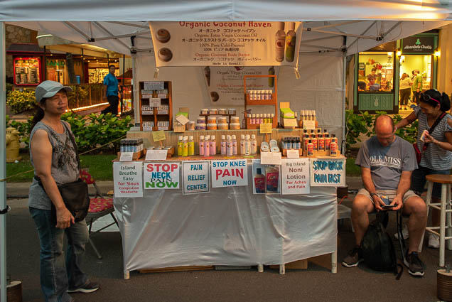 organic-coconut-haven-honolulu-fokopoint-1289 Waikiki Bazaar Festival
