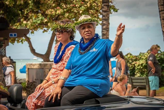 rochelle-nohea-kawelo-waianae-hawaiian-civic-club-hawaiian-civic-club-honolulu-floral-parade-2019-aloha-festivals-fokopoint-honolulu-9880 73rd Annual Floral Parade