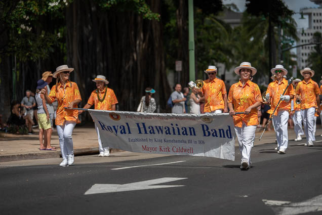 royal-hawaiian-band-floral-parade-2019-aloha-festivals-fokopoint-honolulu-9504 73rd Annual Floral Parade