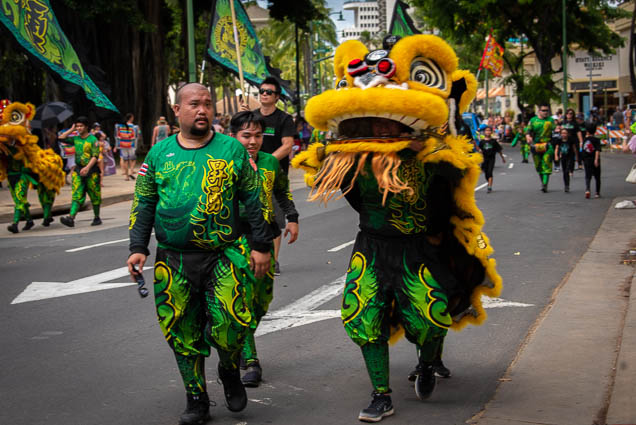 sing-yung-dragon-lion-dance-association-floral-parade-2019-aloha-festivals-fokopoint-honolulu-0142 73rd Annual Floral Parade