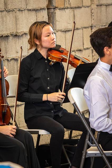 violin-hawaii-youth-symphony-salt-kakaako-fokopoint-1306 Hawaii Youth Symphony at Salt Kaka'ako