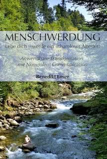 Buch Cover Menschwerdung