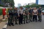 Patroli Kodim 0503/JB Antisipasi Kegiatan Reuni Akbar Mujahid 212