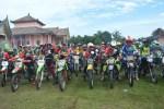 Cakat Adventure Trail Tulangbawang Diikuti Ribuan Crosser