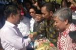 Kunjungan Menteri Pertanian Andi Amran Sulaiman di Kabupaten Maros