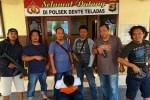 Polsek Dente Teladas Bersama Polda Banten Tangkap Pelaku Pembunuhan