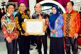 Kabupaten Kapuas Kembali Raih Penghargaan Pada Peringatan Hari HAM