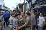 Satpol PP Kapuas Tertibkan Pedagang Yang Melanggar PP dan Perda