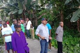 Fahmi Macap SE Ajak Warga Kampung Tomolol, Bersama Kawal Aspirasi Rakyat
