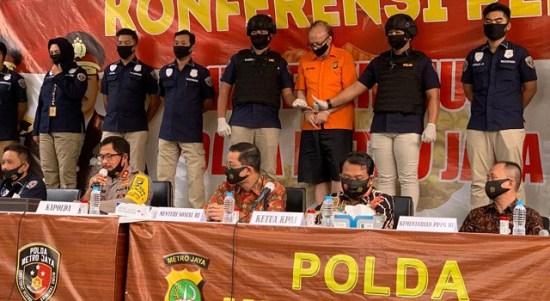 Piter Yanottama: Subdit Renakta Polda Metro Jaya Tangkap WN Prancis Pelaku Eksploitasi Seksual 305 Anak