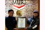Motivator JIC Arif Syukur Sabet Rekor MURI