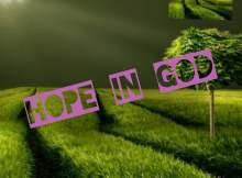 Milikilah Pengharapan