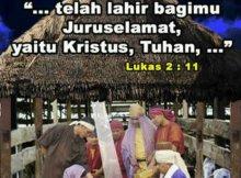 Makna Kelahiran Kristus