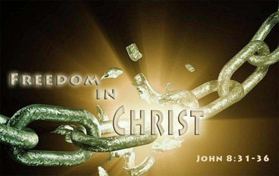 12 Ayat Alkitab Tentang Kemerdekaan Rohani Fokus Hidup