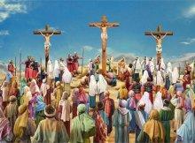Dari Nazaret Sampai Golgota