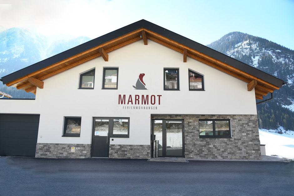 Ferielejligheder Marmot