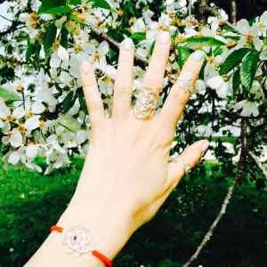 Inel Floarea Vietii