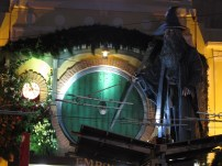 Giant hobbit-hole, Embassy Theatre, Wellington, NZ