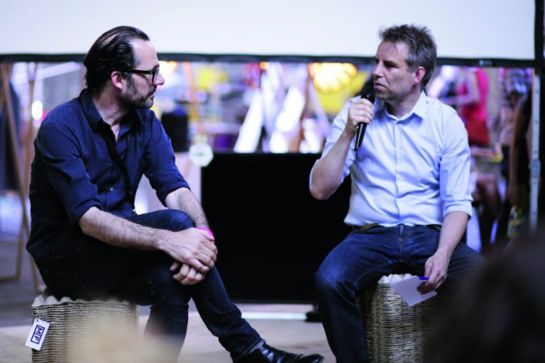 Konstantin Grčić i Jan Boelen - Design Hub - FOTO Milica Drinic