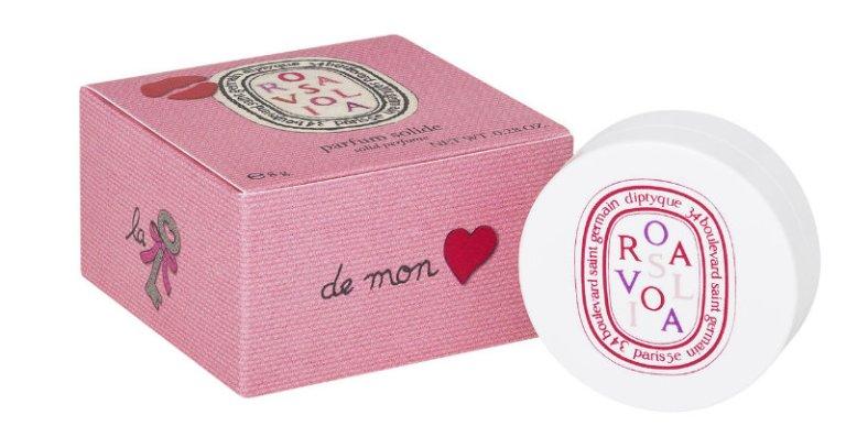Diptyque Rosaviola solid fragrance