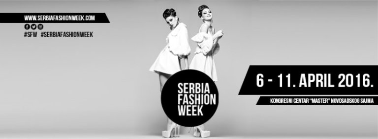Serbia Fashion Week april 16