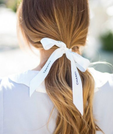 ribbon-hair