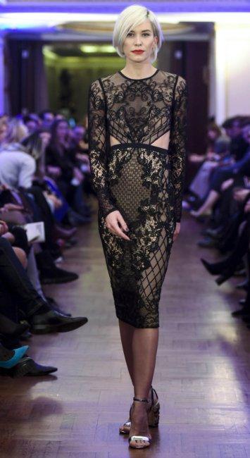 INES JANKOVIĆ Glam Fashion Night