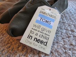 Toms one for one