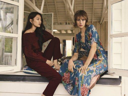 GP & J Baker x H&M – Campaign images (8)