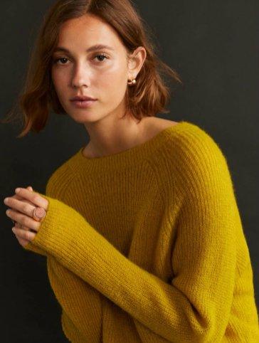 Openwork knit sweater 3490
