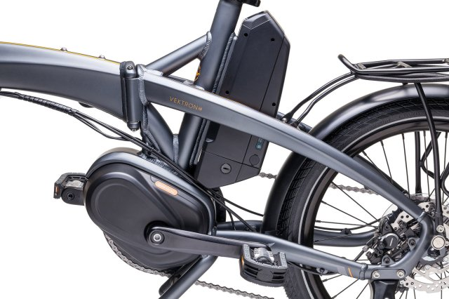 Tern Vectron D8 Electric Folding Bike SPECIAL PRICE - C H ...